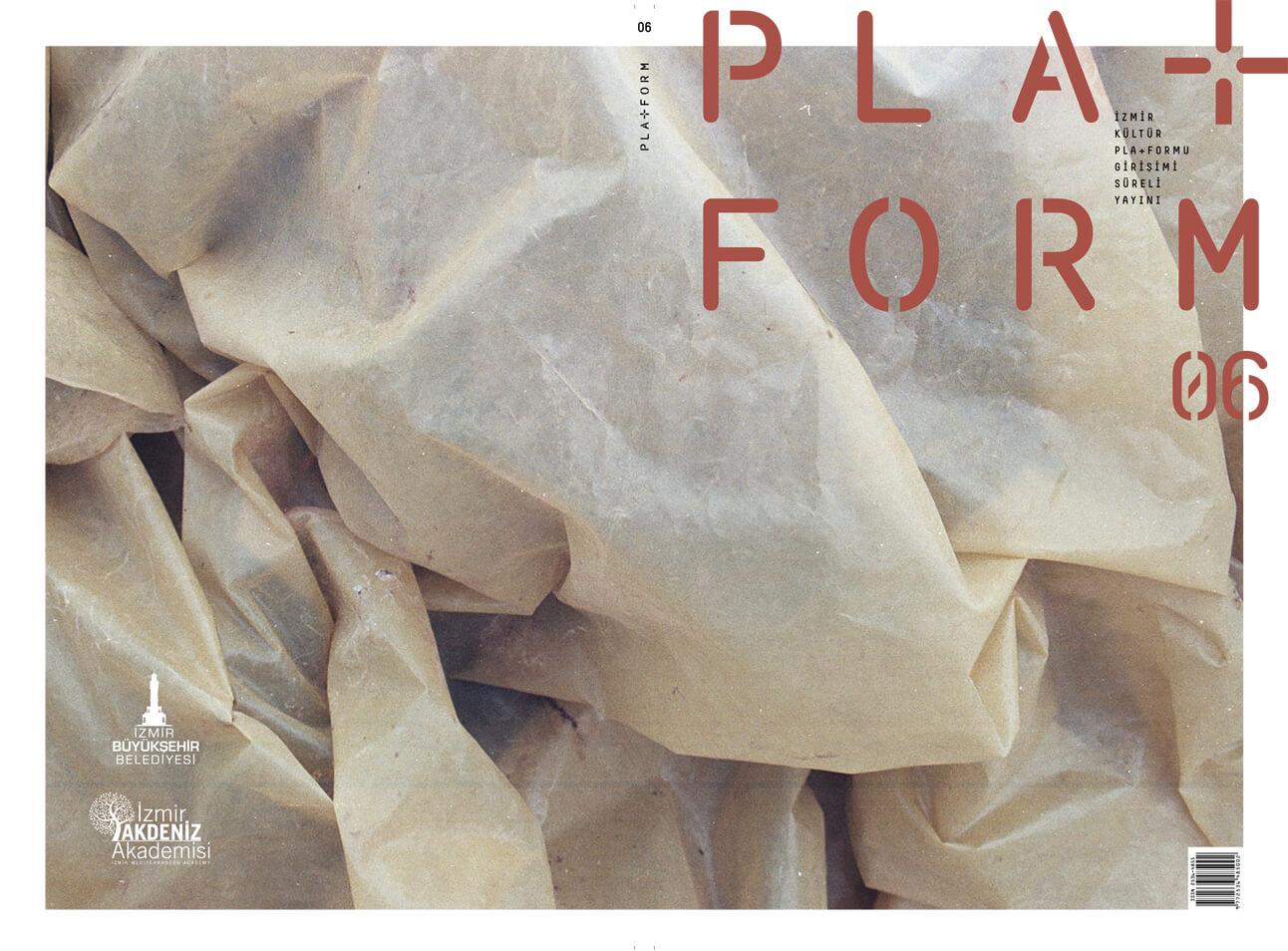 SAYI 06 Dergi Kapağı