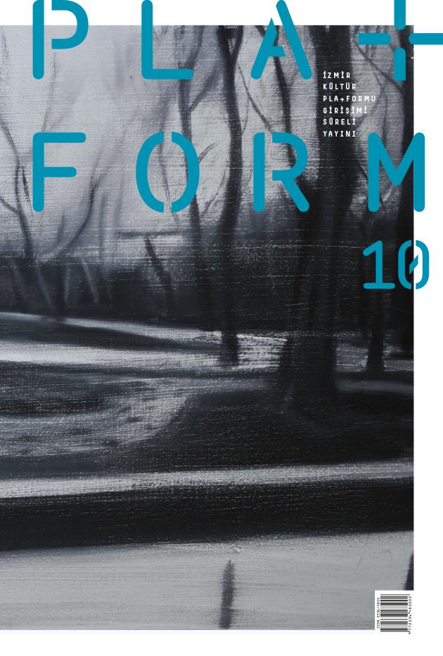 SAYI 10 Dergi Kapağı